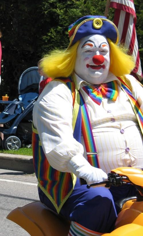 Clown foto
